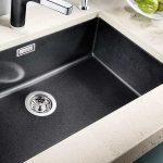 Fregadero cocina bajo encimera Blanco Subline 700-U comprar