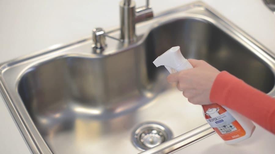 ✅ Cómo Limpiar un Fregadero de Cocina