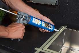 silicona para pegar fregadero